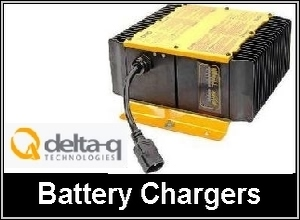 Delta-Q Battery Chargers