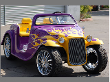 Lakers california roadster