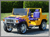 Lakers Hummer H3