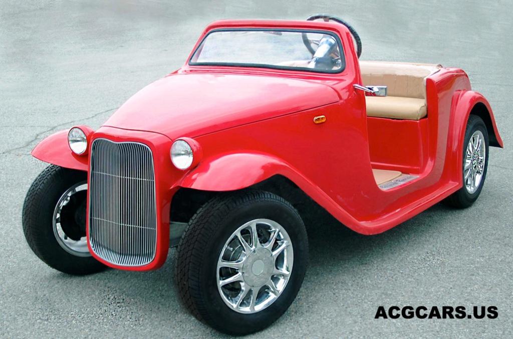 [QMVU_8575]  California Roadster | California Roadster Golf Cart Wiring Diagram |  | American Custom Golf Cars, Inc.